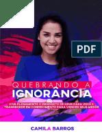 Livro Digital - Quebrando a Ignorância