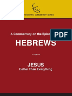 Hebrews Com Me Book