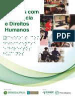 Cartilha - Pessoas com Deficiência e Direitos Humanos