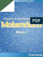 Programa de Aperfeiçoamento Em Matemática - Módulo I