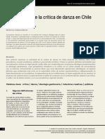 Perspectivas de la Crítica de Danza en Chile_Paulina Abufhele_ADNZ 2018