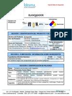 HOJA DE SEGURIDAD BLANQUEADOR (MSDS) OK