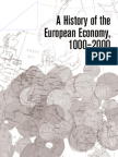A History of the European Economy, 1000-2000 - Crouzet (University Press of Virginia 2001)