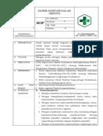 SOP klinik sanitasi Kdg( 3 )