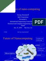 Bourrianof - The Future of Nanocomputing (presentation)