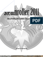 Official Steamroller 2011 Rules