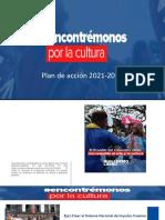Plan de Cutura y Patrimonio Ecuador, 2021-2025