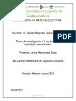 actividad 4.1 hernandez sosa jesus 6BE legislacion en materia electrica 24 de marzo del 2021