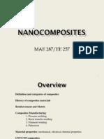 Nano Science (Lec 13 Nanocomposites)