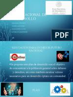 PLAN NACIONAL DE DESARROLLO (2)