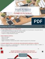 Fp Cgil Smart Working in Agenzia Del Demanio. Come Funziona.