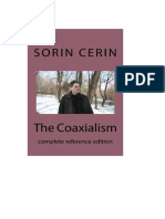 Sorin Cerin - The Coaxialism - complete reference edition