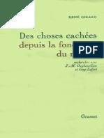 Des-Choses-Cachees