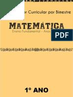Organizador Curricular Bimestral Matematica (3)