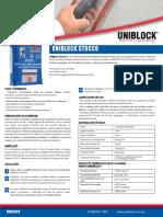 Ficha Uniblock