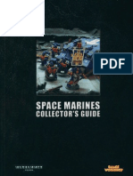 Warhammer 40k - Space Marines Collector's Guide