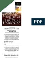 Chuck Pierce protegiendo su hogar de la oscuridad espiritual