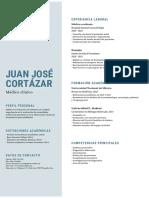 Durazno y Violeta Médico Currículum (1)
