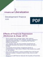 Lecture 7-Financial Liberalization-E(halan)
