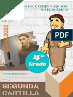 4° GRADO 2021 - CARTILLA Nº 2