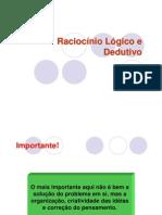 AED1 03 Logico Dedutivo