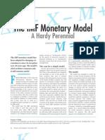 Imf model