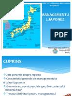 managementul japonez