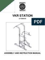 VKR Station - University Equiptment