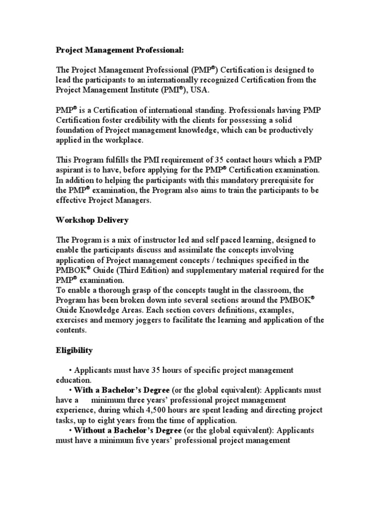 Pmp1 project management test assessment 1betcityfo Image collections