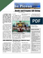 PICE CLSU Newsletter