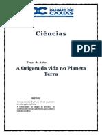 Ciências_A-Origem-da-vida-no-Planeta-Terra