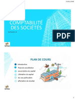 Comptabilité des sociétés partie 3 et 4 et 5