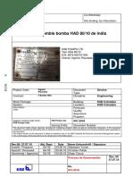 Proceso Desensamble Bomba HDA 80-10 de India (2)