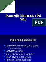 04- Desarrollo madurativo