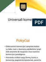 Universali komercija