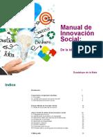 De La Mata Manual de Innovacion Social