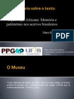 Apresentação arqueologia africana