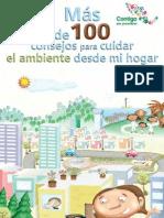 Eco 100consejos Cuidar Ambiente