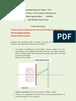 FISICA 4 - 3_ INTERFERENCIA E DIFRAÇÃO_ EXERCÍCIOS RESOLVIDOS