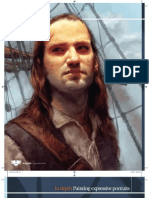 Painting Expressive Pirate Portraits Tutorial