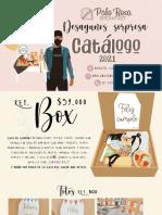 CATALOGO 2021 PALOROSABREAKFAST