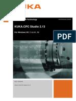 Kuka Cpc Studio 2 13 De