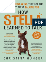 How Stella Learned to Talk Chapter Sampler