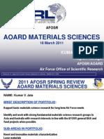 5.  Jata-AOARD Materials