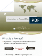 introduction-to-project-management