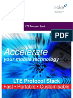 LTE Protocol Stack