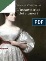 Jennifer Chiaverini - L' incantatrice dei numeri