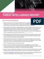 Threat Intelligence News 2021-05-03 2