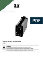 manual gamma soldadora tig inverter