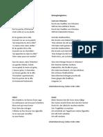 Banalités Apollinaire Poulenc